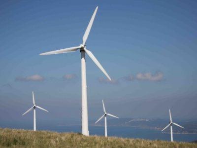 vėjo jėgainių 2