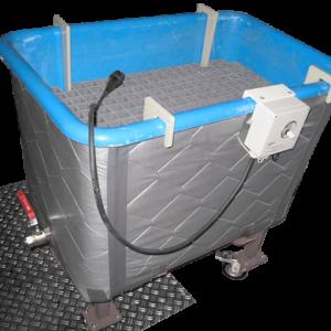 RST valymo įrenginys